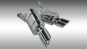 Stainless steel exhaust system